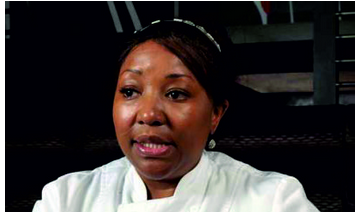Owning a restaurant has always been Mandisa Nkamba Kadalie's dream. Thanks to the National Empowerment Fund, that dream is now a reality.