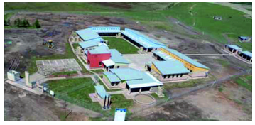 Tabata Senior Primary is one of the 10 new schools built in the Eastern Cape as part of the ASIDI.