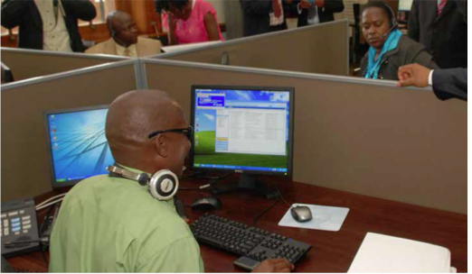 Citizens are encouraged to call the Batho Pele Gateway Call centre to report problems they encounter in trying to access government services.