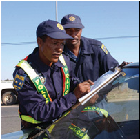 Police will take to the streets and holiday hotspots this festive season to ensure South Africans enjoy a crime-free holiday.
