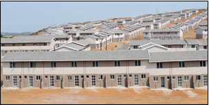 The Cornubia Human Settlement Project, a R25-billion housing project outside Durban, is providing people from all walks of life with decent homes.