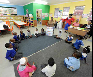Government has stepped up interventions to ensure that all young children are enrolled at Early Childhood Development (ECD) centres across the country.