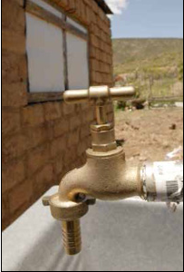Municipalities have been delivering basic services such as water to thousands of South Africans who did not have them before 1994.