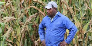 Amos Soko is confident that he can go from being a farmworker to farm owner thanks to a new initiative that is giving farmworkers on Athole Farm the skills to develop themselves further.