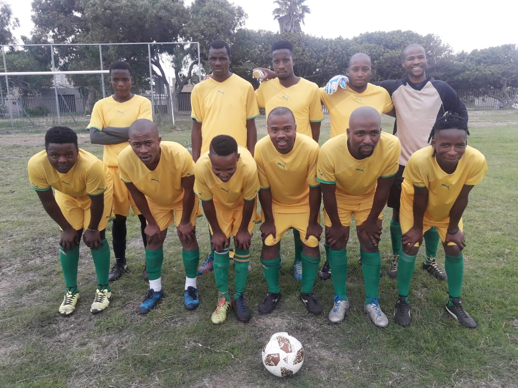 Lion Stars Football Club players have managed to stop using drugs thanks to playing for the team.